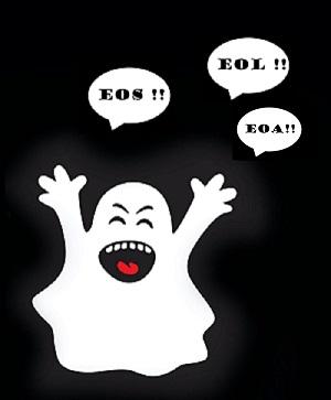 NetApp EOS Got you Spooked?
